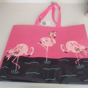 Vera Bradley New Pink Flamingo Bag